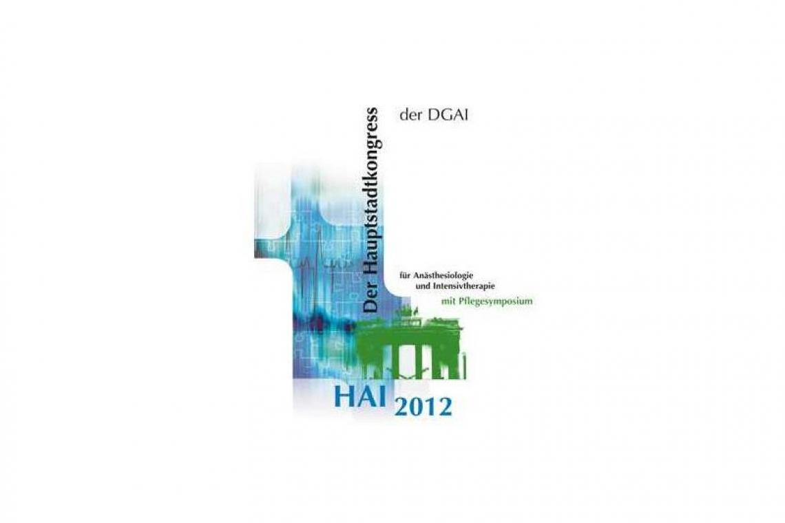 Hauptstadtkongress der DGAI